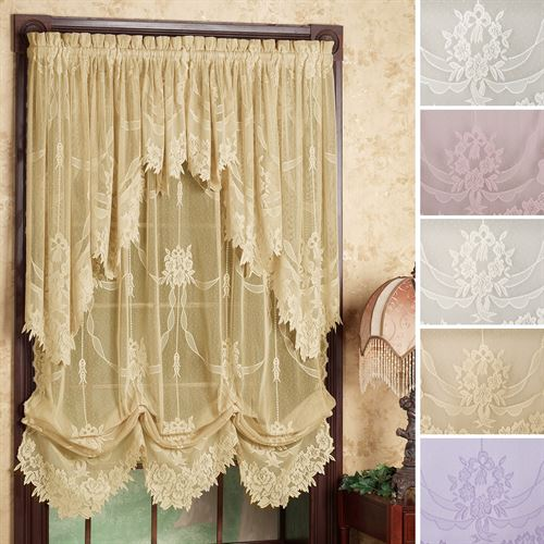 Garland Lace Balloon Shades