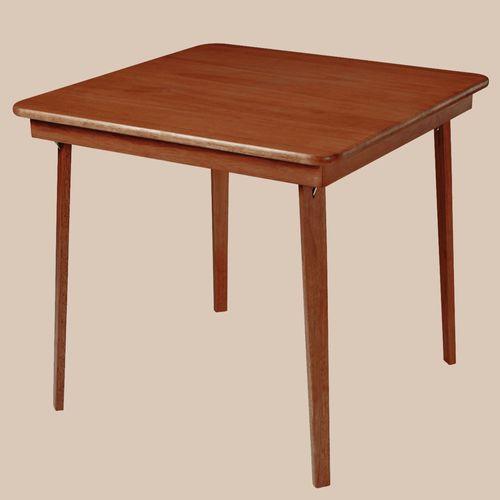 Straight Edge Folding Table