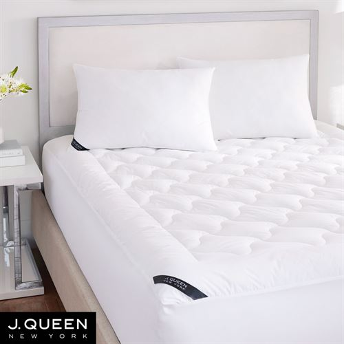 Royalty Mattress Pad White
