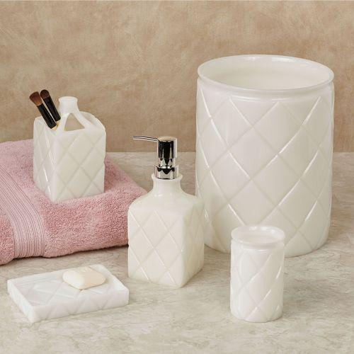 Cottage Lotion Soap Dispenser Ivory