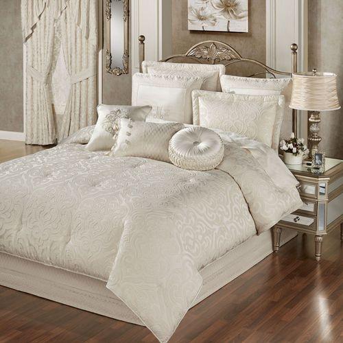 Seraphina Comforter Set Ivory