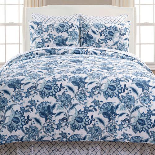 Julianna Mini Quilt Set Royal Blue