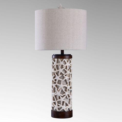 Etonnant Harbor Coast Starfish Table Lamp Bronze
