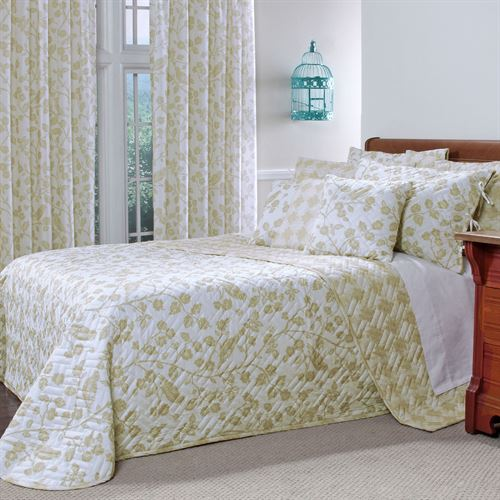 Botanical Garden Bedspread