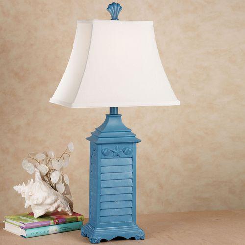 Shell Shutter Table Lamp  Each