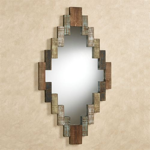 Canyon Reflections Wall Mirror Multi Earth