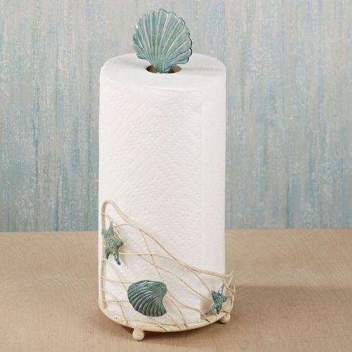 Sea Breeze Paper Towel Holder Sand