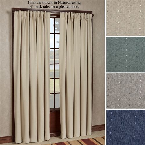 Grand Pointe Curtain Panel