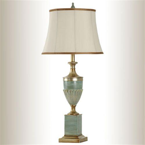 Delphi Table Lamp Spring Green