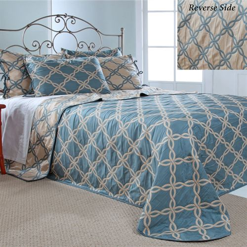 Belmont Reversible Bedspread