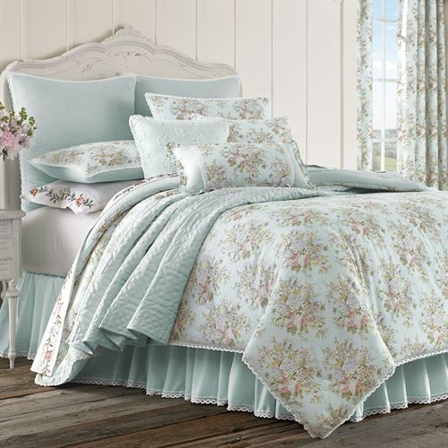 Haley Pale Blue Comforter Bedding By Piper Amp Wright