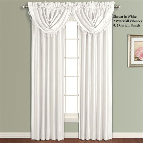 Annaleigh Waterfall Valance 50 x 32