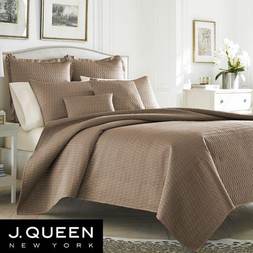 Hudson Quilted Coverlet Set