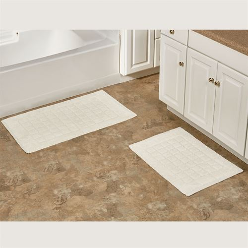 Orlando Bath Rugs Set of Two