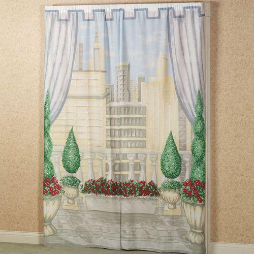 Park Avenue Window Art Panels