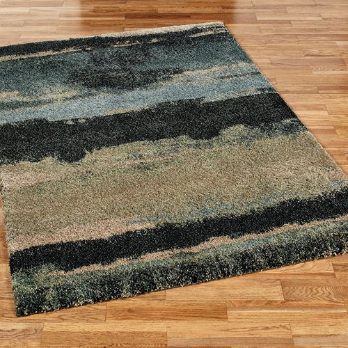 Canyon Ridge Rectangle Rug Multi Cool