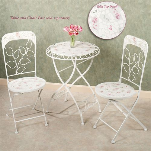 Abigails Garden Indoor Outdoor Metal Bistro Furniture