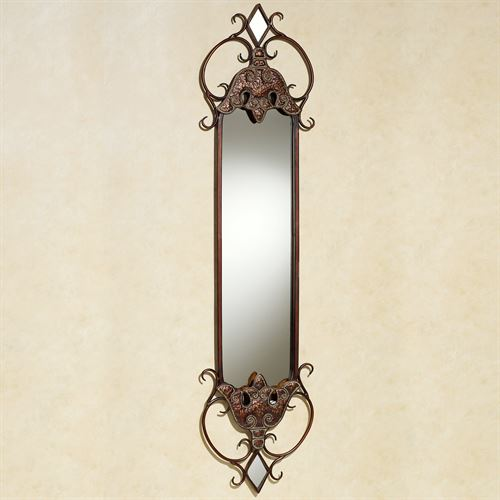 Mavano Mirror Wall Panel Bronze