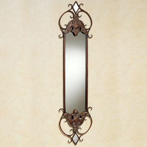 Mavano Mirror Wall Panel Bronze