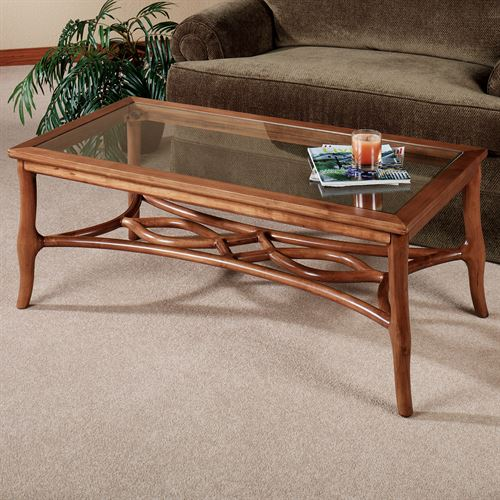 Chandor Coffee Table Honey Maple
