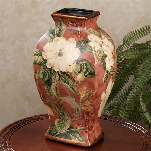 Fiori di Magnolia Vase Ginger