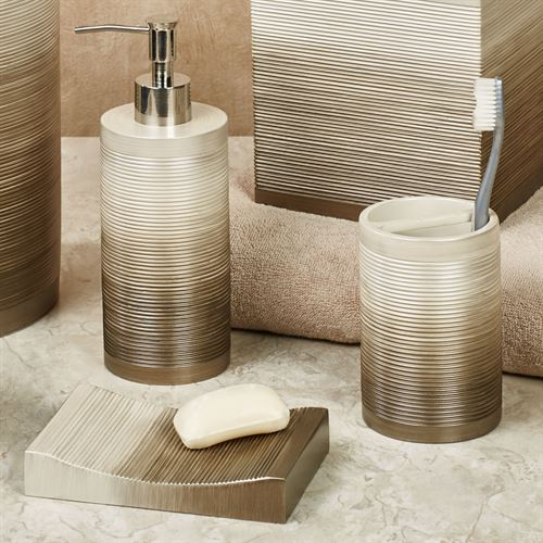 Reid Lotion Soap Dispenser Natural