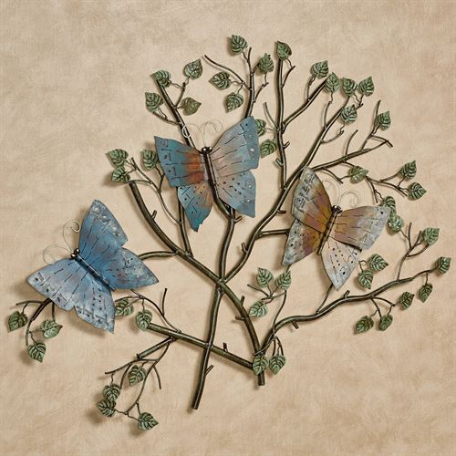 Butterfly Haven Wall Art Multi