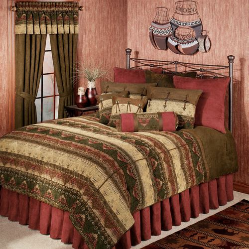 Sierra Comforter Bed Set