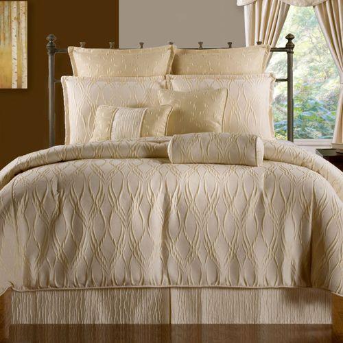 Sonoma Comforter Set Light Cream