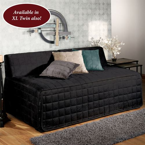 Camden Hollywood Daybed Cover Onyx