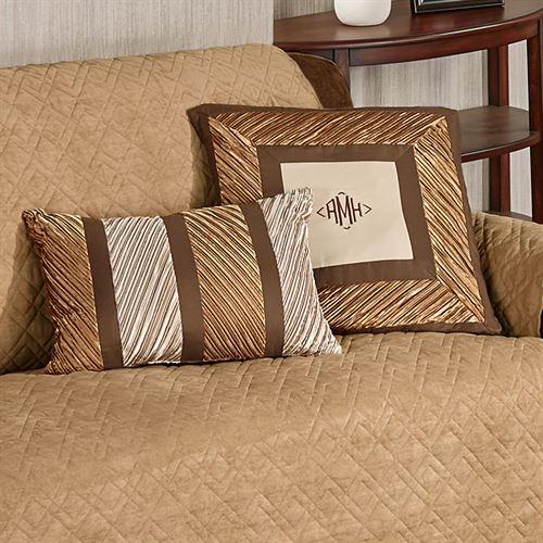 Delta Contemporary Decorative Pillows Adorable Bronze Decorative Pillows