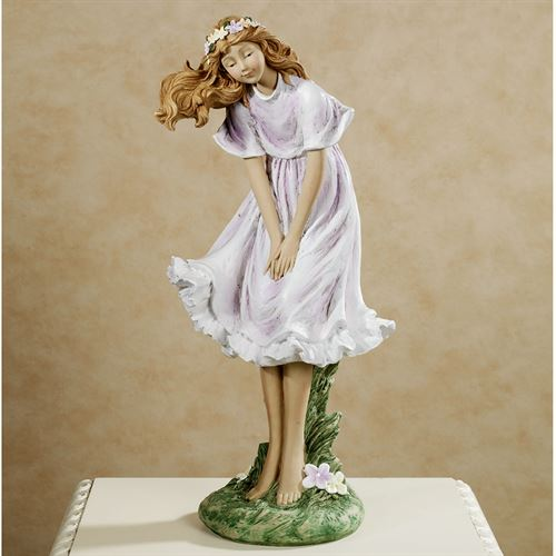 Sweet Beauty Sculpture Lilac