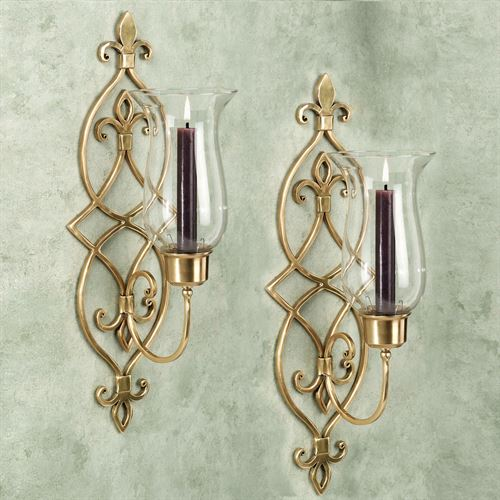 Jonetia Hurricane Wall Sconce