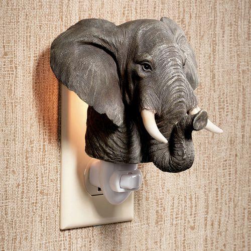 Mighty Elephant Nightlight