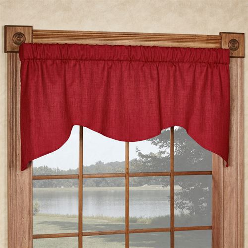 Rave M Shaped Window Valance 52 x 21