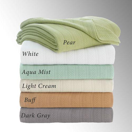 Vellux Cotton Blanket