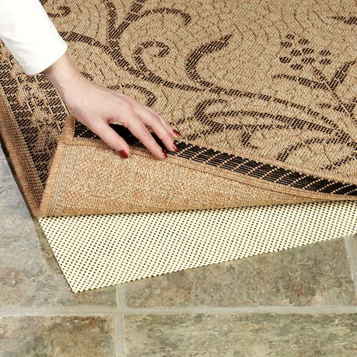 Mildew Resistant Outdoor Rug Pad Rectangle