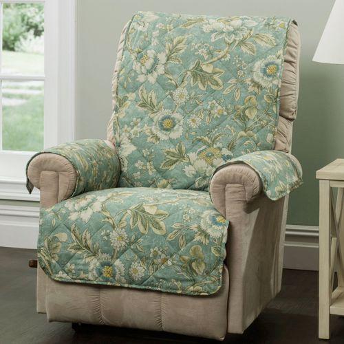 Aviston Furniture Protector Aqua Mist Recliner/Wing Chair