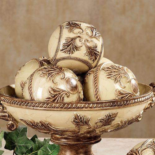 Vinelle Ornate Decorative Balls