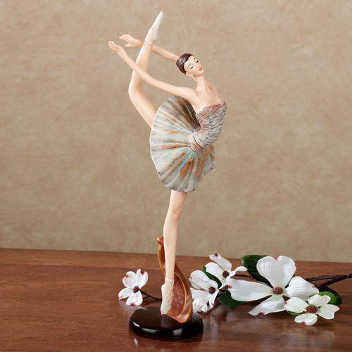 Lost in Motion Ballet Figurine Blue