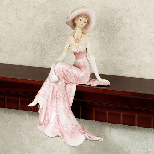 Resting Place Shelf Sitter Pink
