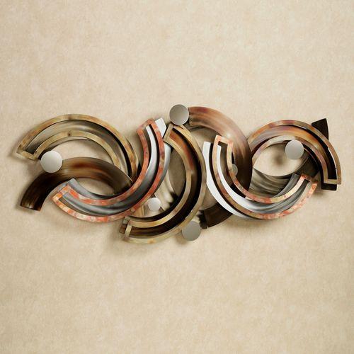 Rejoice Metal Wall Sculpture Multi Metallic