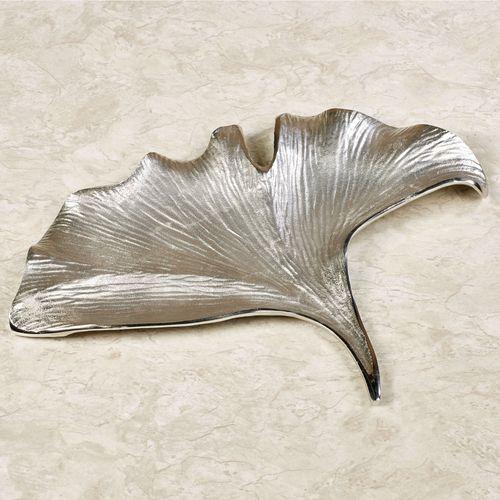 Breccan Decorative Dish Aluminum