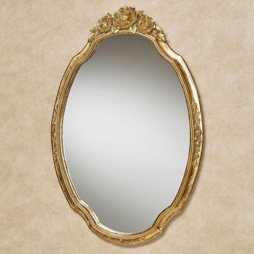 Jorah Rose Wall Mirror Gold