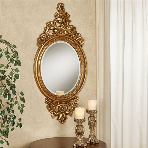 Cesena Wall Mirror Gold