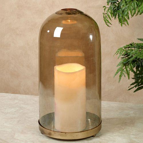 Tamsin Bell Candleholder Bronze