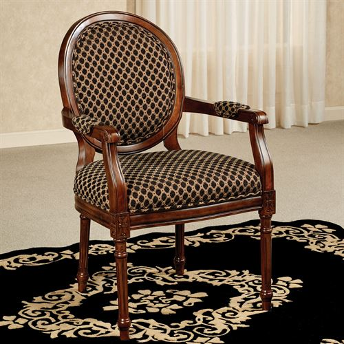 Sinatra Accent Chair Autumn Cherry