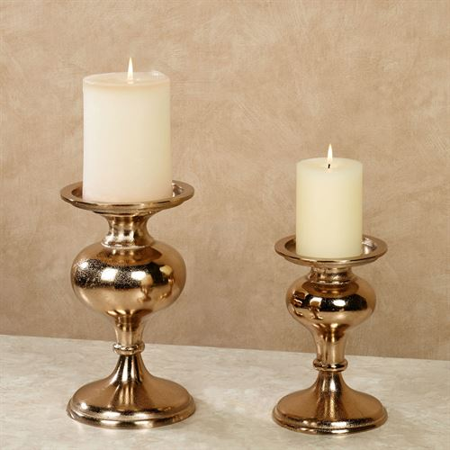 Epic Candleholder Gold