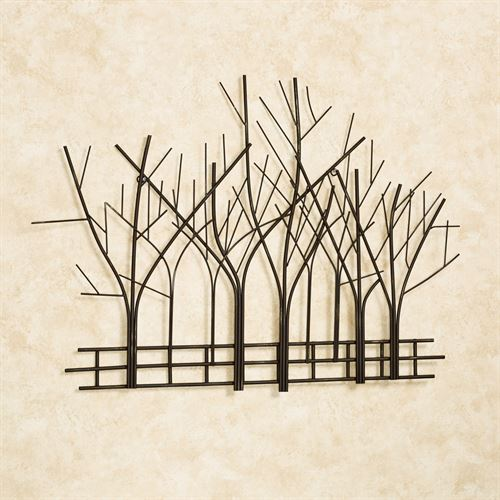 Afternoon Calm Wall Art Brown