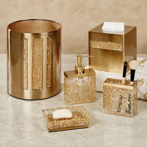 Enlighten Lotion Soap Dispenser Gold